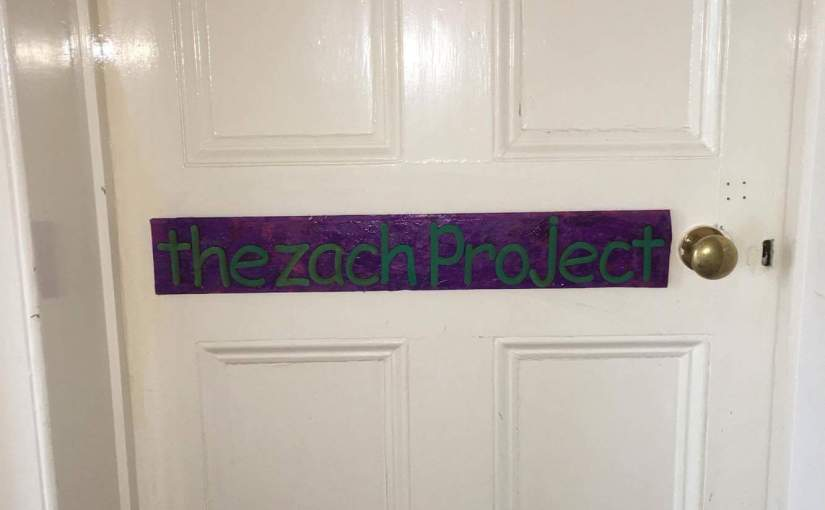 thezachproject is nowlive!